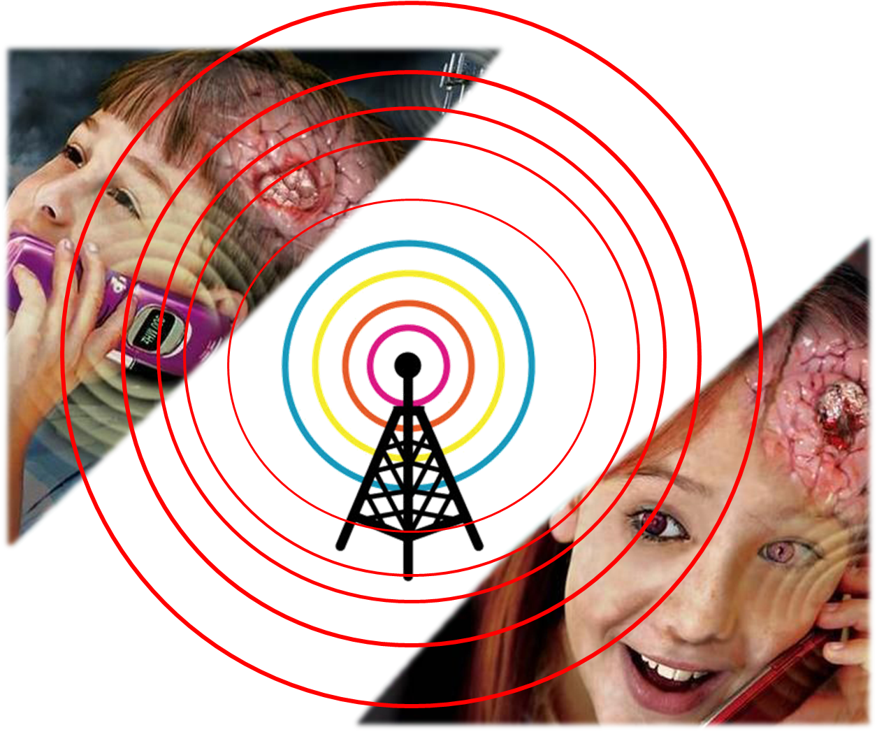 """mobile phone radiation [row ] fact – radiation from mobile phones has been proven to cause biological damage to human brain cells [col span=""""2/3″ ] many of the."""