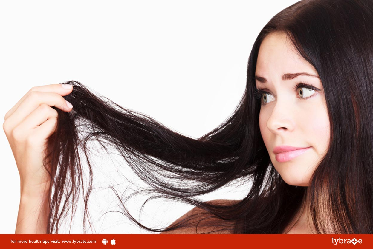 Dry Hair and its Remedies