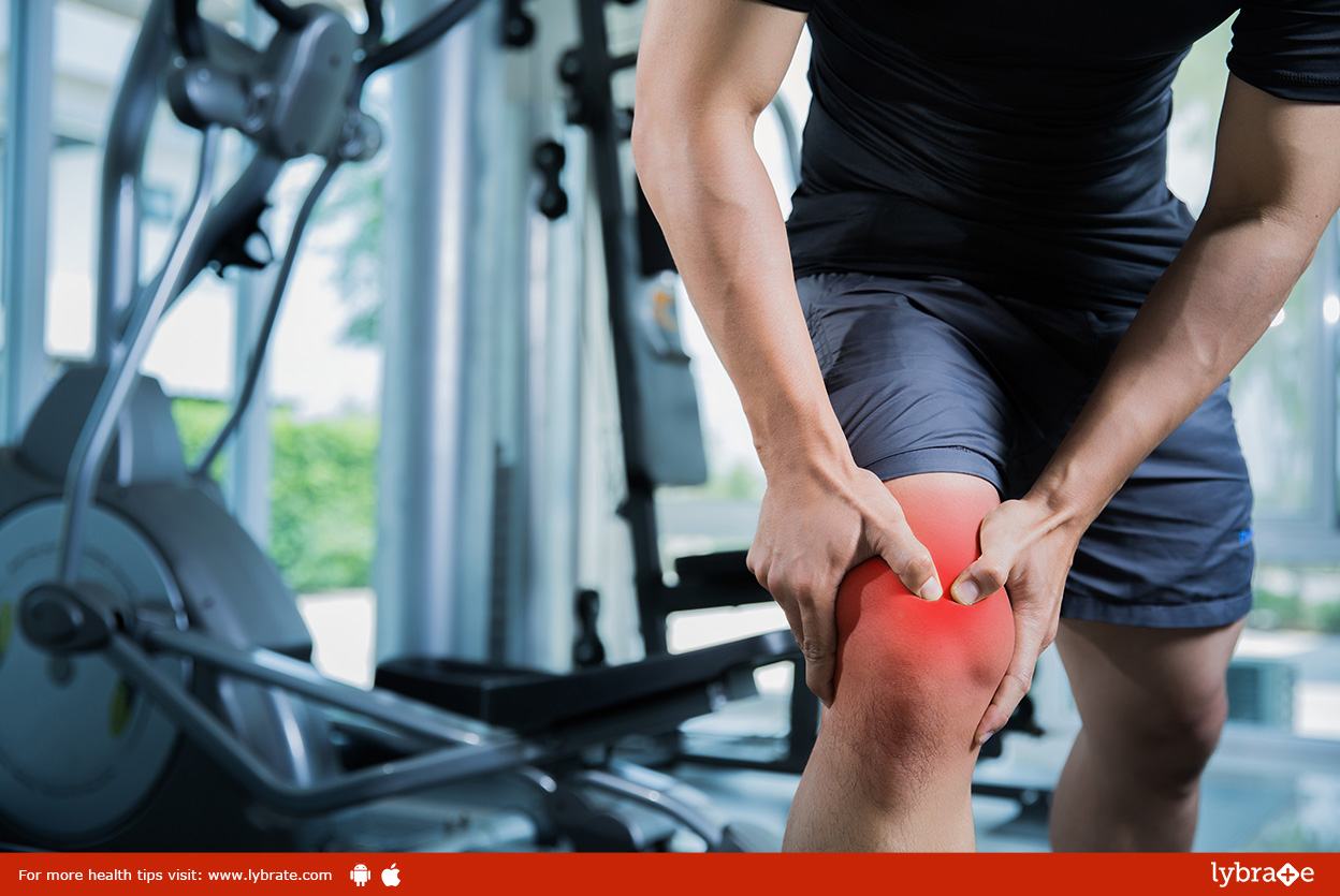 Sports related Injuries of Knee & Shoulder