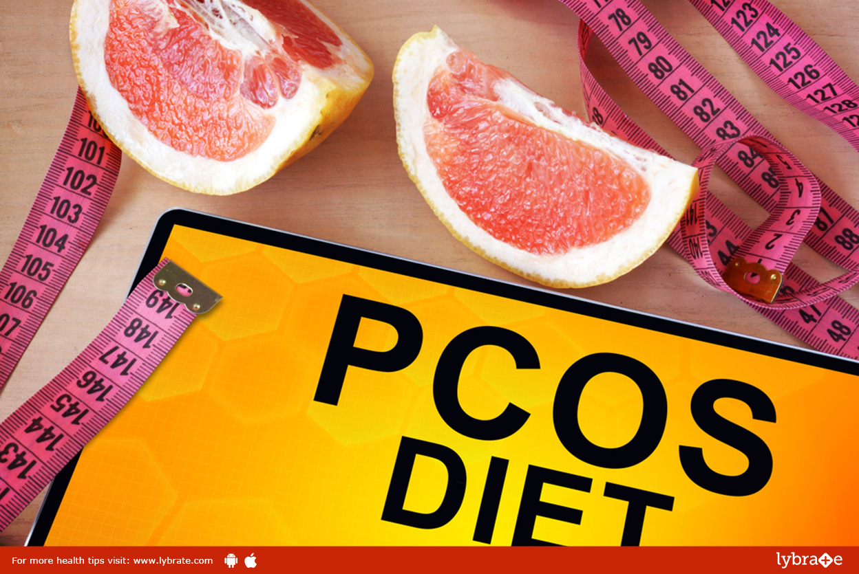 Diet during PCOS