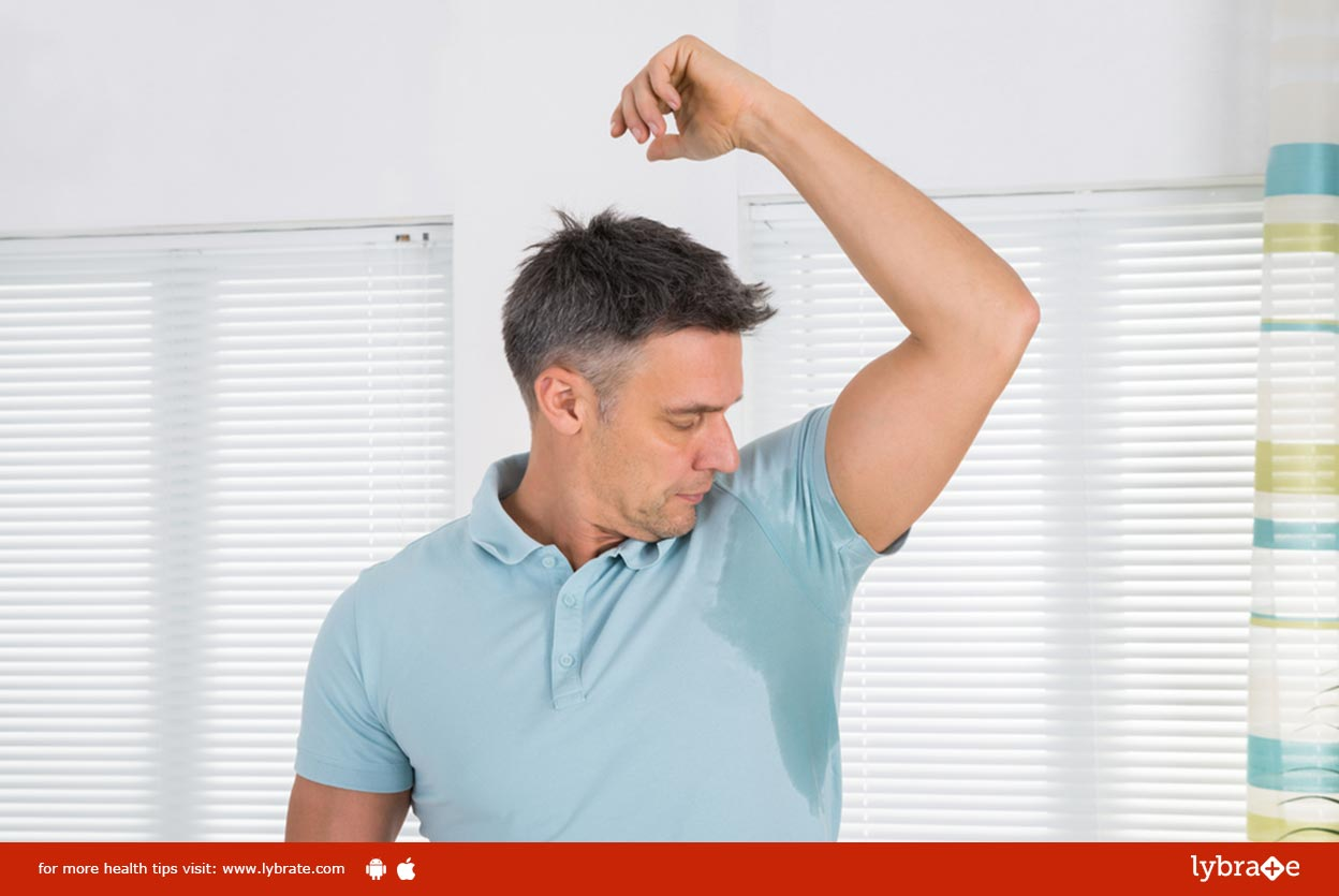 Hyperhidrosis - Symptoms and Treatments