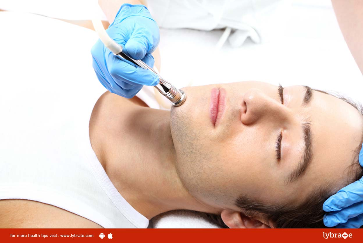 Men's Aesthetic and Anti-aging Treatments