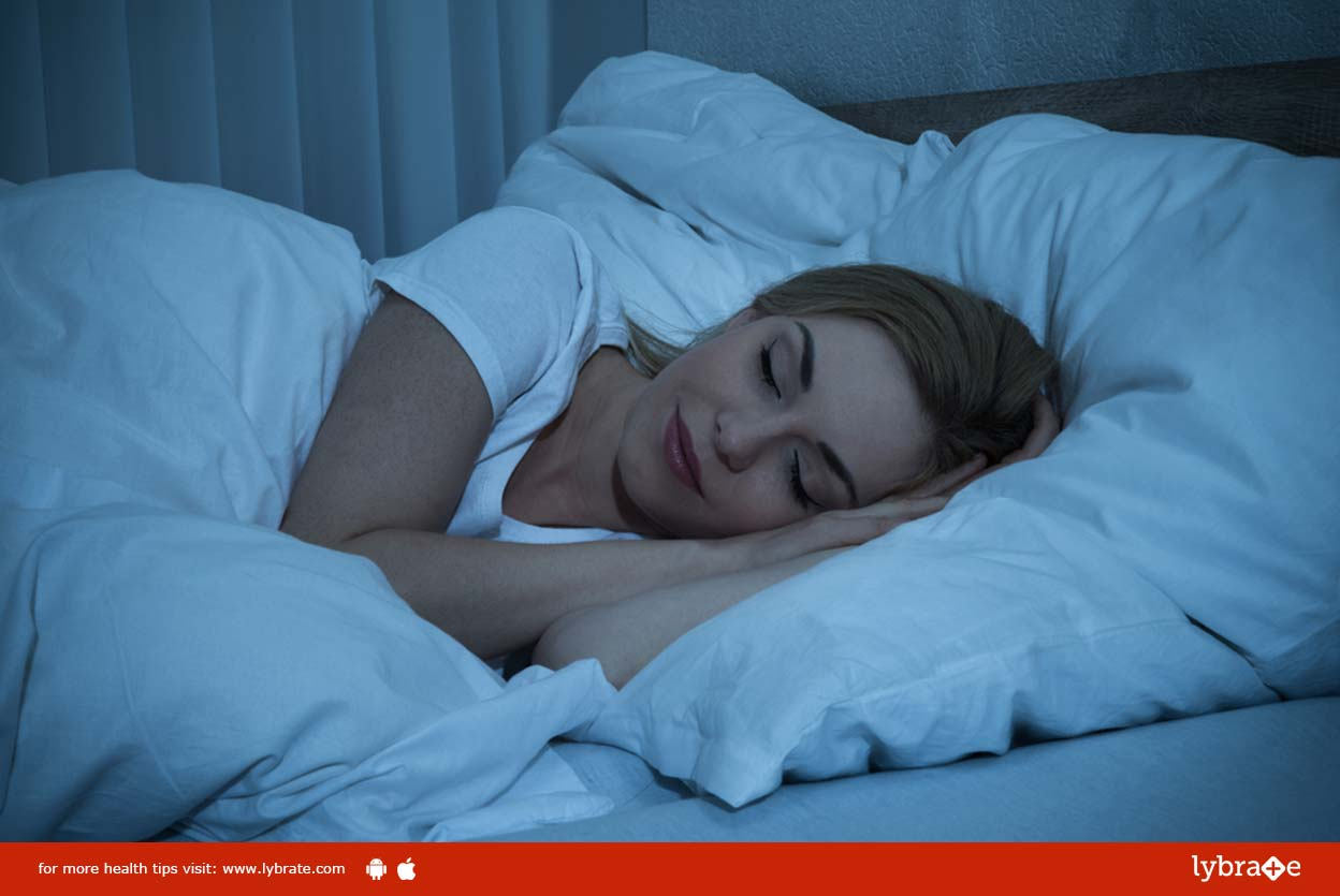 Tips on Getting Better Sleep at Night