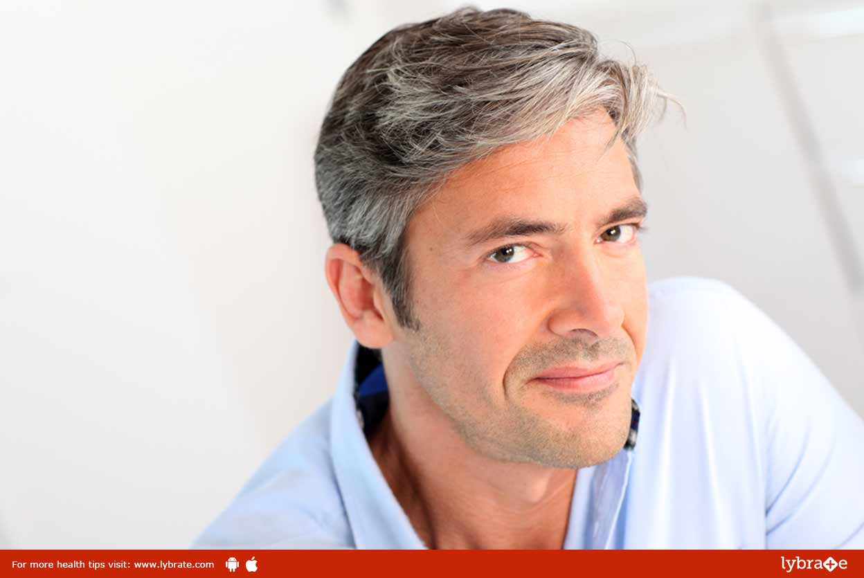 Premature Greying Hair: Yes, Your Lifestyle Is The Biggest Cause!